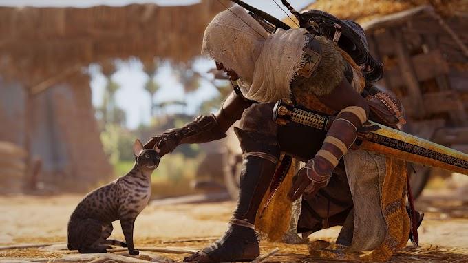 Assassins Creed Origins Bayek of Siwa
