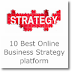 10 Best Online Business Strategy platform