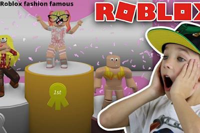 roblox fashion famous