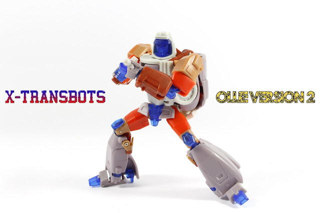 x-transbots ollie review