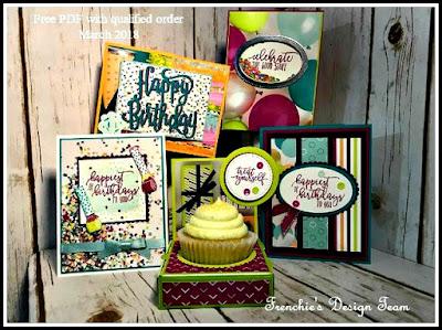 Customer Appreciation, Free, Picture Perfect, Happy Birthday