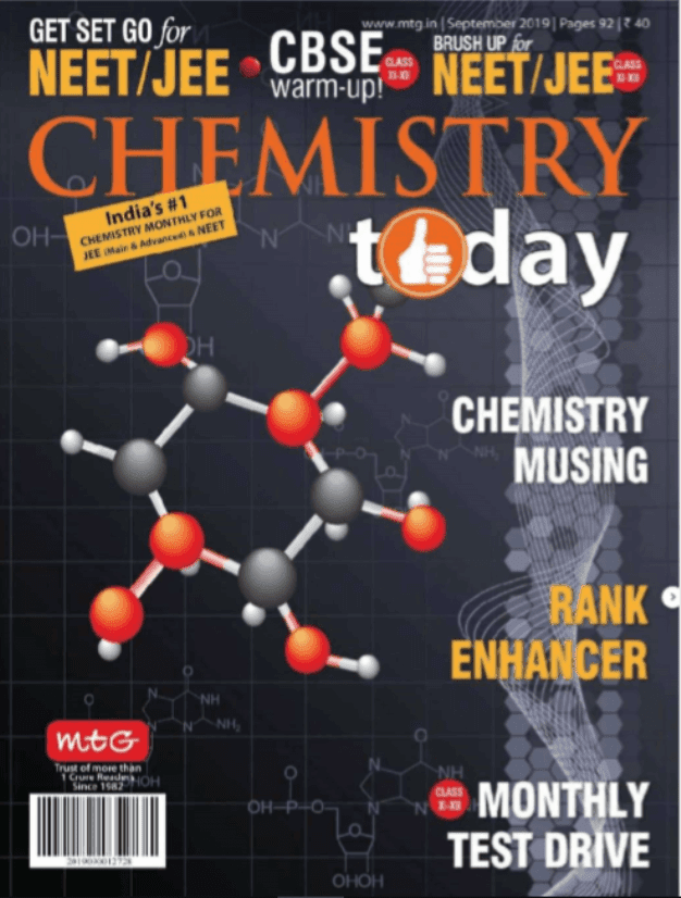 Chemistry-Magazine-September-2019-For-NEET-JEE-Exam-PDF-Book