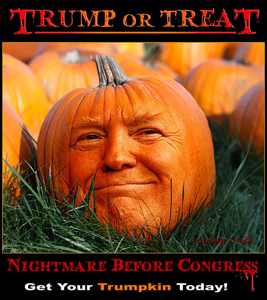 Trump or Treat