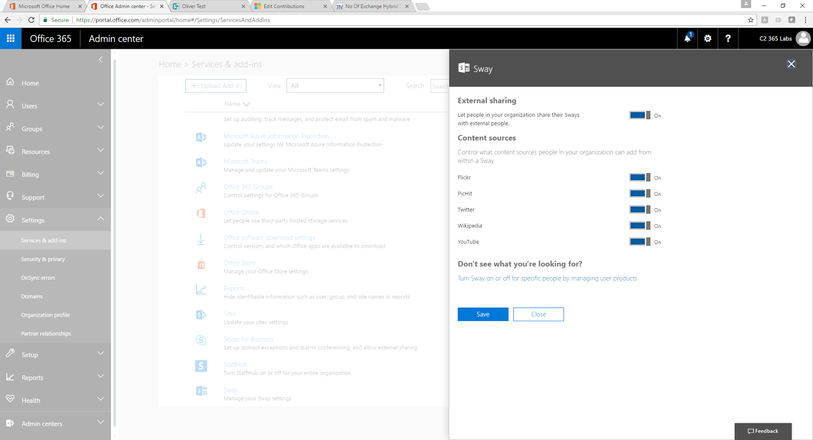 Wave16 com: Utilizing Sway instead of Office for document creation