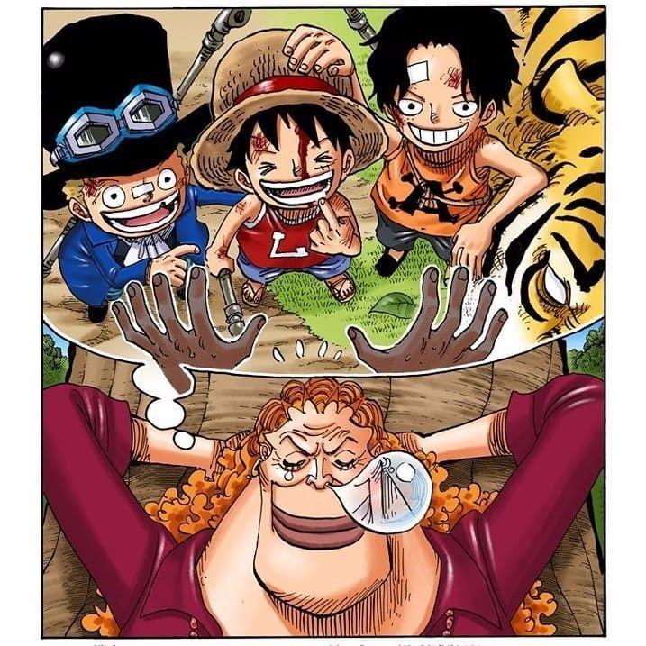 Siapa Dadan di One Piece?