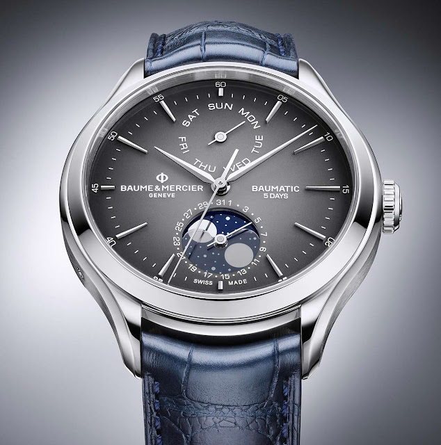 Baume et Mercier Clifton Baumatic 10548