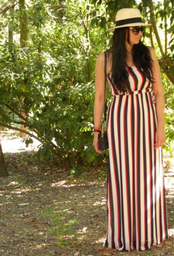 Vestidos largos casuales