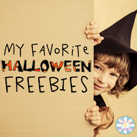 My Favorite Halloween Freebies