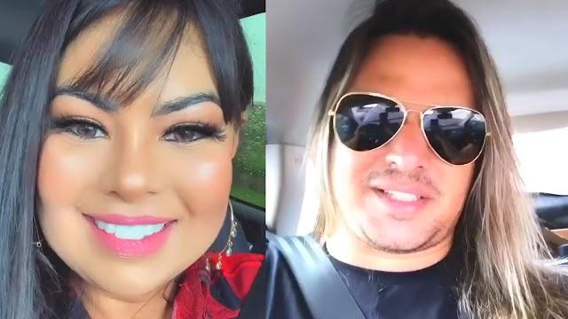 Paulinha Abelha e Marlus ANUNCIAM SEGUNDA LIVE, dessa VEZ PESSOALMENTE cantando SUCESSOS