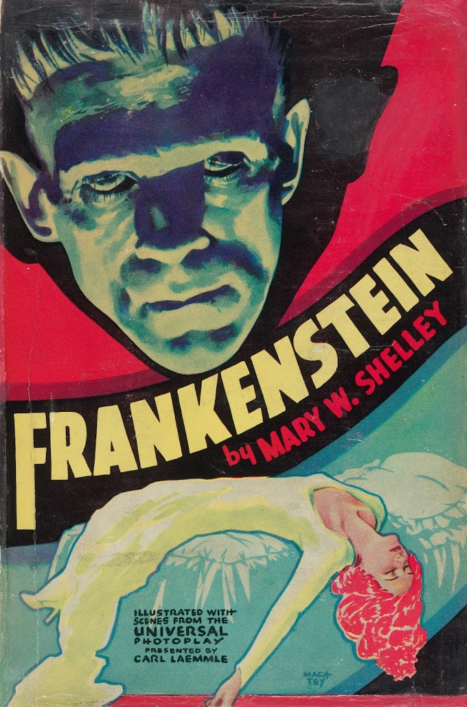 First Edition Copy Of Classic Novel 'Frankenstein' Sells For Over $1 Million At Auction