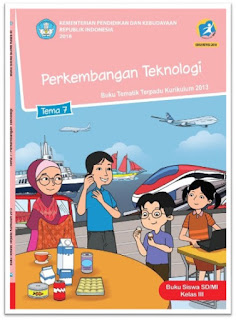 download gratis buku tematik kelas 3 tema 7