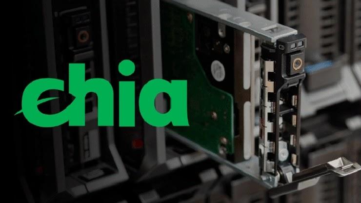 новая криптовалюта chia
