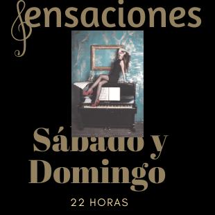 Programa radia Sensaciones de Andres Zarzuelo en Cosmos FM San Juan