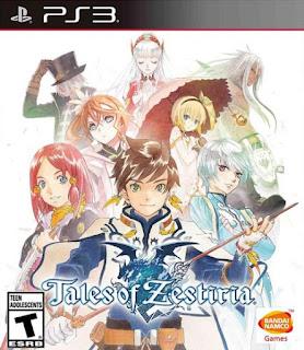 Tales of Zestiria PS3 Torrent