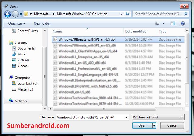 Cara Membuat Flashdisk Bootable Windows 7 Dengan Rufus Terlengkap_2