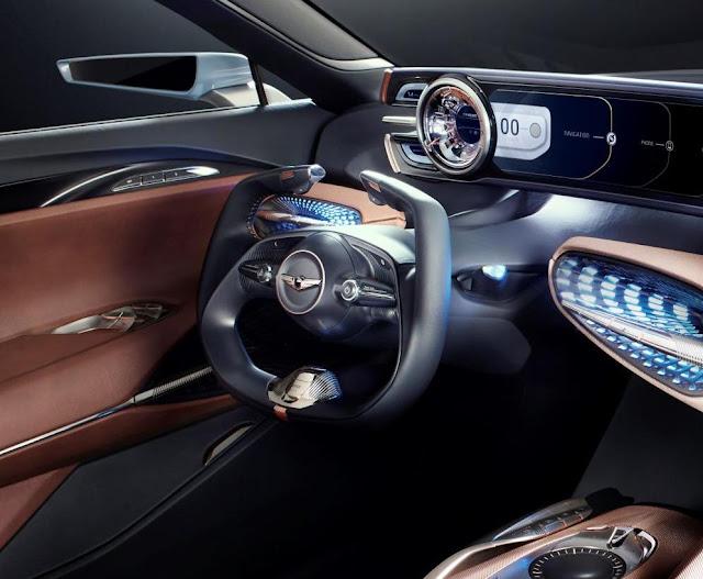 Genesis ten yeni otomobil
