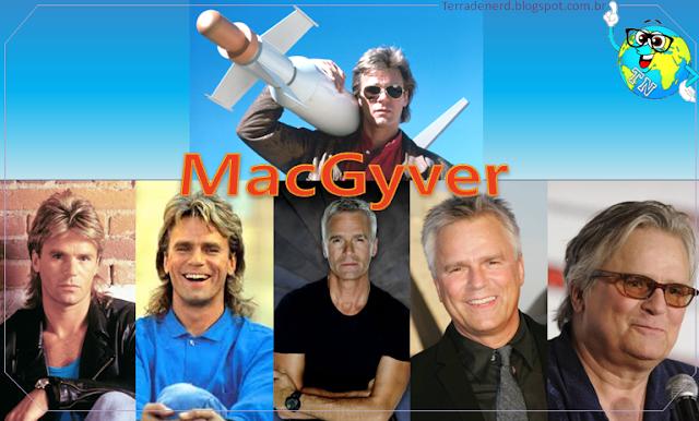MacGyver, séries, TV, Cinema, Lucas Till, Richard Dean Anderson, Terra de Nerd