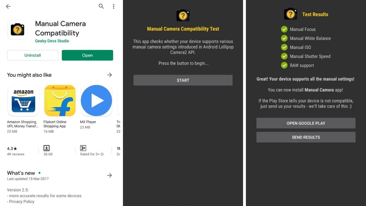 Install Google Camera For All Realme Smartphones - Realme Updates