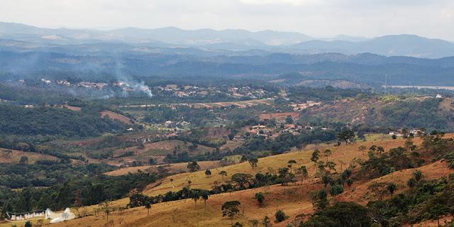 Vila de Cocais, Caminho dos Diamantes, Estrada Real, também faz parte do circuito Entre Serras