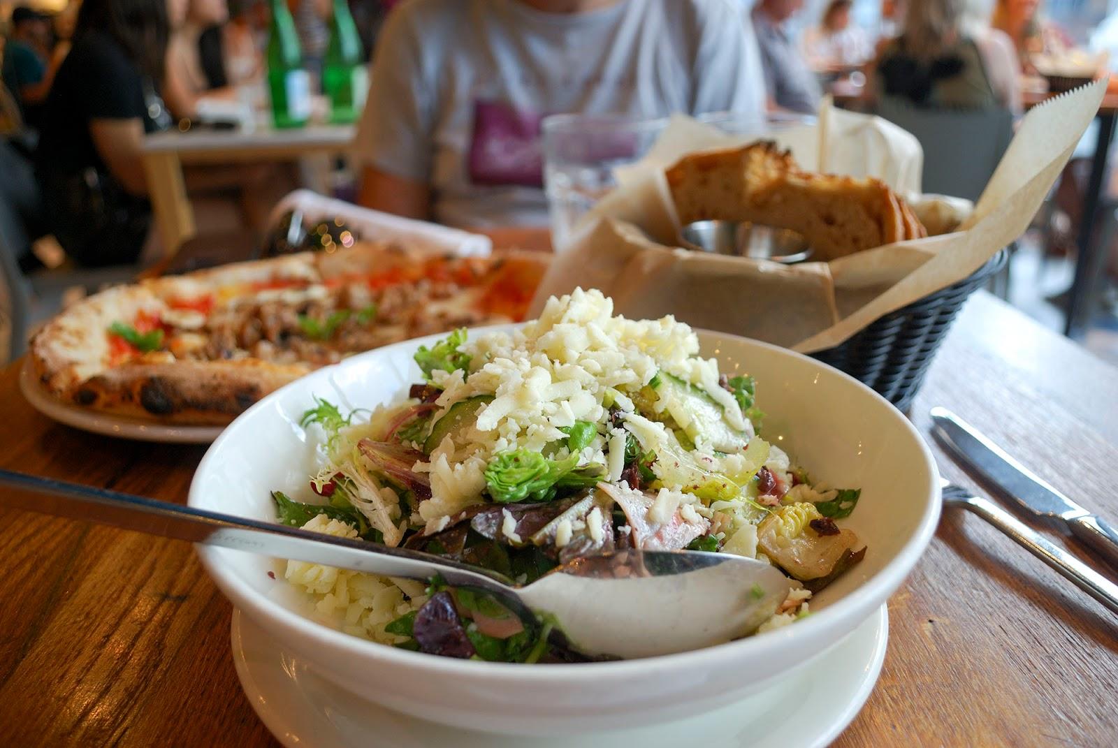 new york itinerary guide plan eataly westfield wtc food market restaurant manhattan italian
