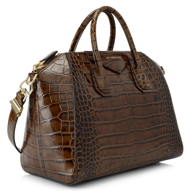 EXOTIC SKIN: GIVENCHY ANTIGONA BAG