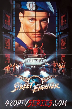 Watch Online Free Street Fighter (1994) Full Hindi Dual Audio Movie Download 480p 720p Bluray