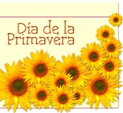 Imagen por el Día de la primavera de flores