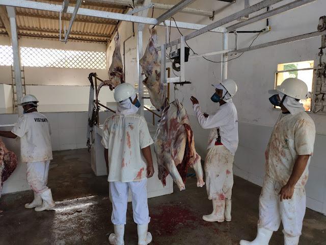 Prefeitura de Taquaritinga do Norte reabre o matadouro municipal