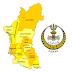 Bendera Daerah Negeri Perak Darul Ridzuan