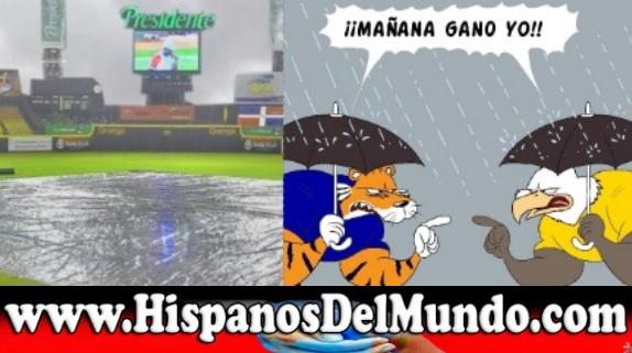 Resultado de imagen para lluvias en el play de santiago