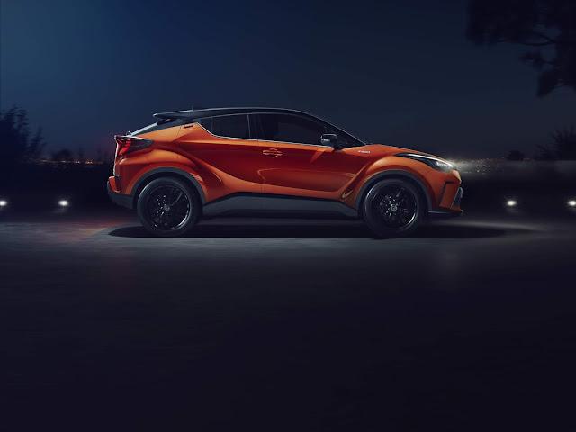 Novo Toyota CHR 2020 chega mais híbrido e tecnológico