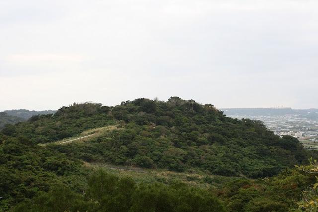 大城城跡の写真