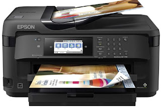 Epson Workforce WF-7710 Printer Driver Downloads