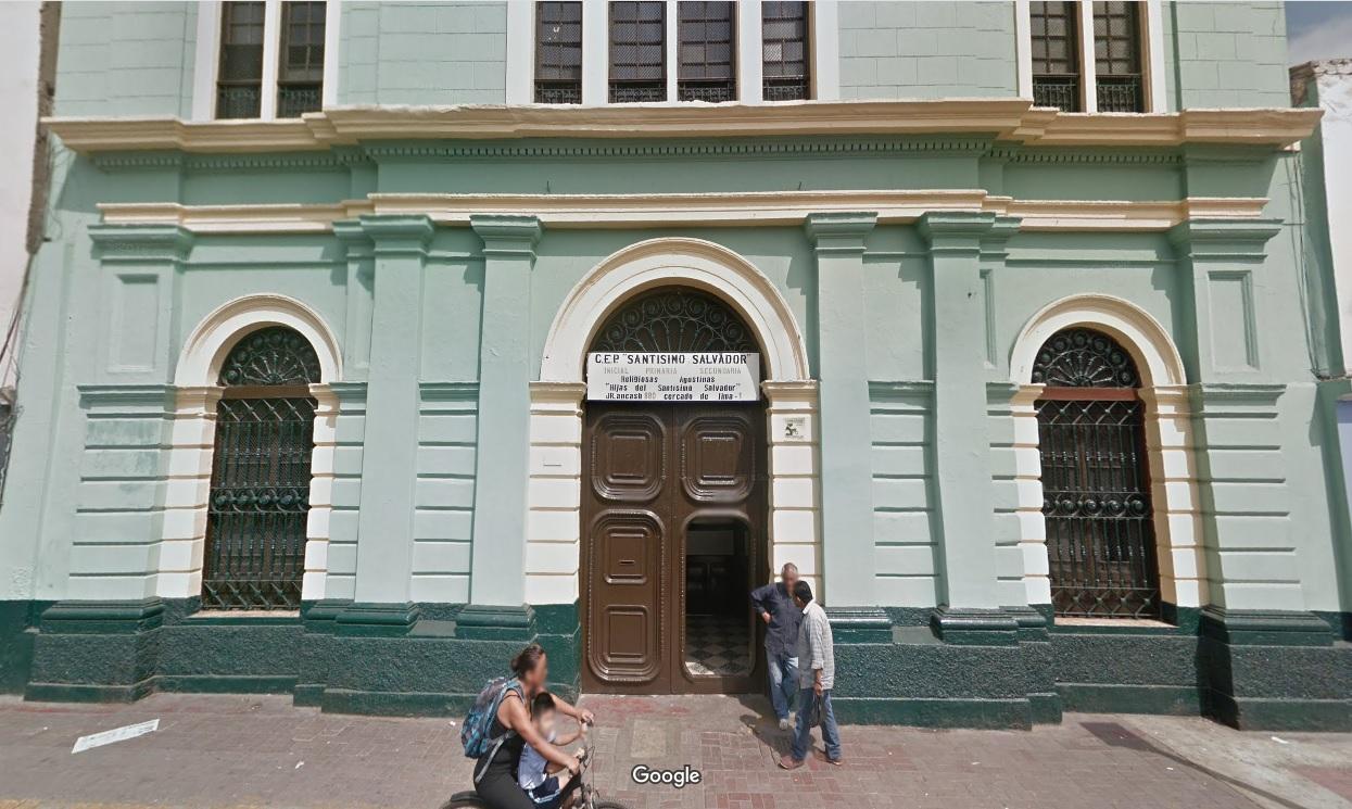 Colegio SANTISIMO SALVADOR - Lima Cercado