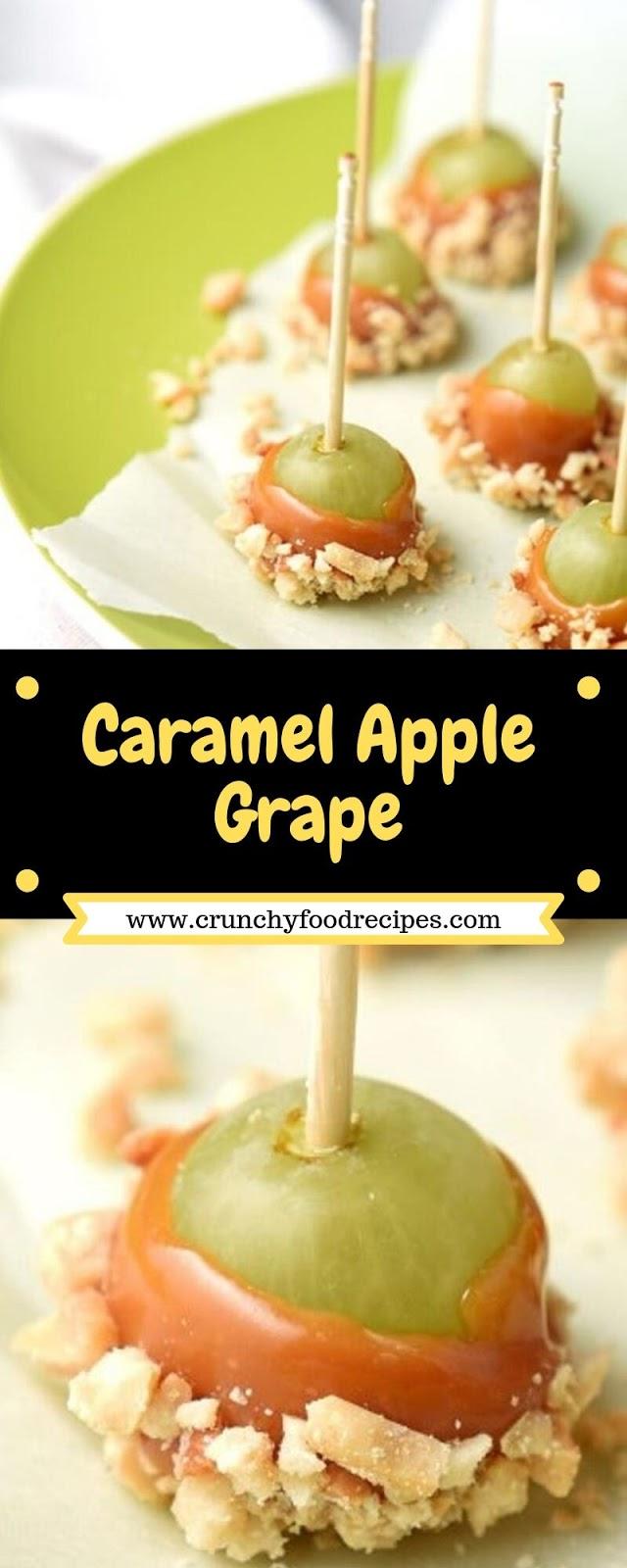 Caramel Apple Grape