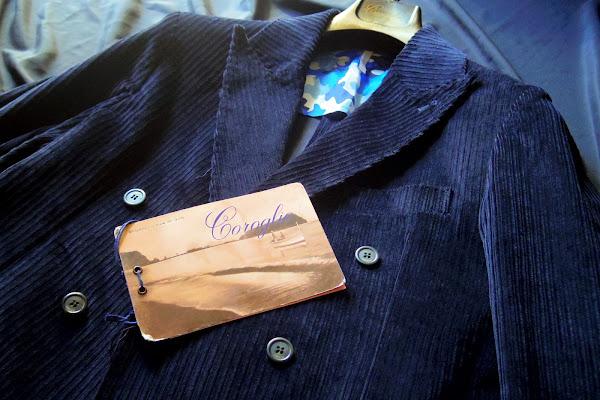 コロリオのテーラードジャケット
