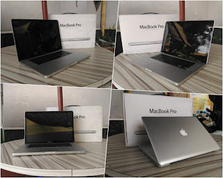 "jual macbook pro 6.2 bekas 15"" mid 2010"