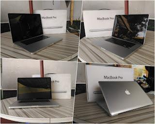 """jual macbook pro 6.2 bekas 15"""" mid 2010"""
