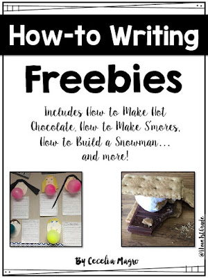 https://www.teacherspayteachers.com/Product/How-to-Writing-FREEBIE-2374644