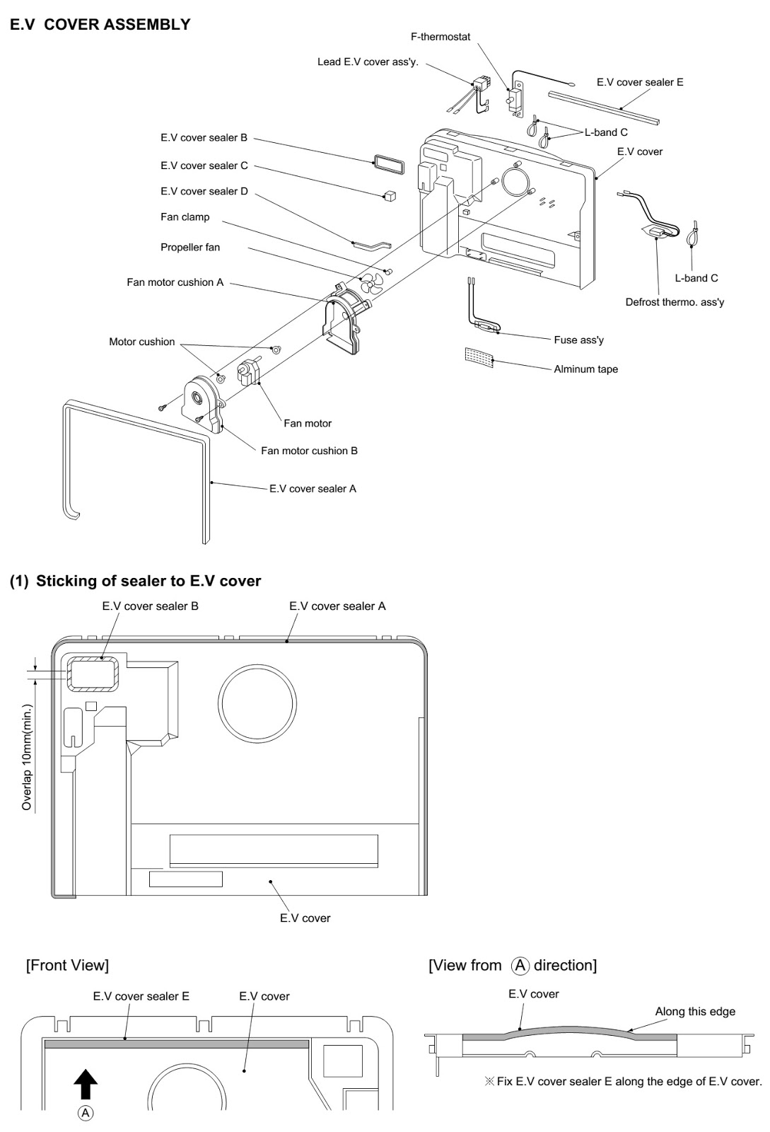 amplifier circuit diagram schematic e v cover assembly [ 1089 x 1600 Pixel ]