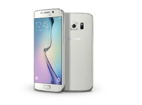 Samsung Milky Way S6 Edge