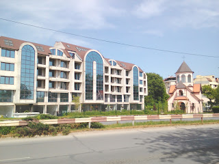 Church, Diana Hotel, Business Centre, Yambol,