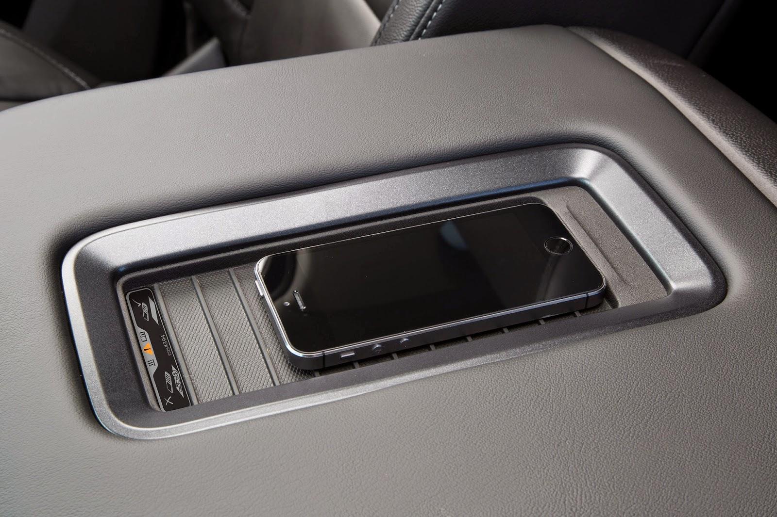 2015 Chevrolet Tahoe & Suburban Z71 Package Revealed
