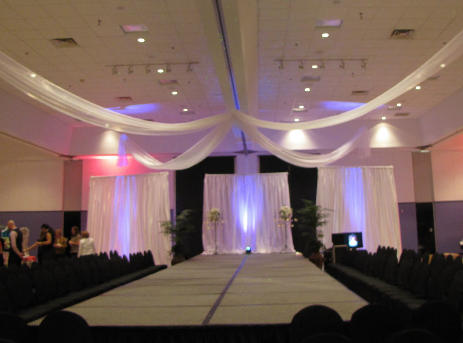 Party People Event Decorating Company Polk Bridal Exhibit