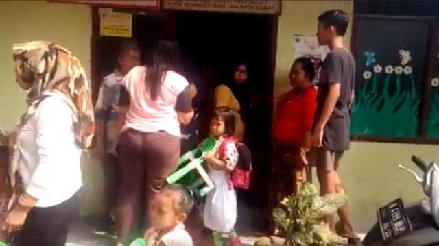 Istri Camat Tamansari Ngamuk Saat Denger Suaminya Dipecat Anies Baswedan, Terungkap Fakta Sebenarnya Perihal Pembongkaran PAUD Tunas Bina