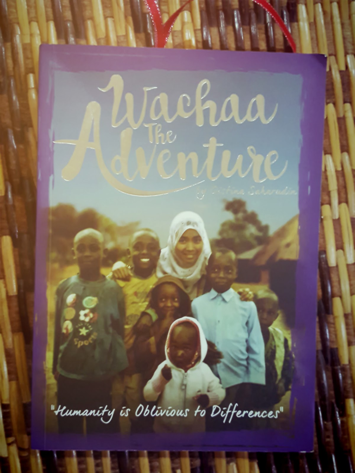 Wachaa The Adventure (Qistina Saharudin)