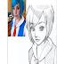 Pessoas no estilo anime por Robert de jesus