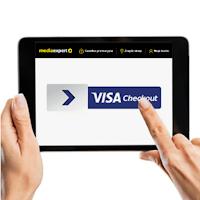 Rabat do 150 zł z Visa Checkout na MediaExpert.pl