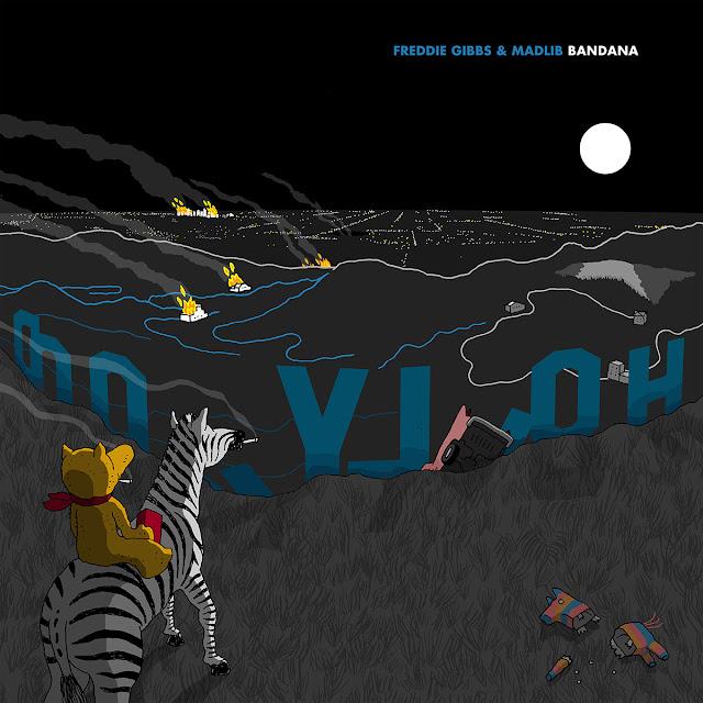 I Can't Call It: Bandana - Freddie Gibbs & Madlib