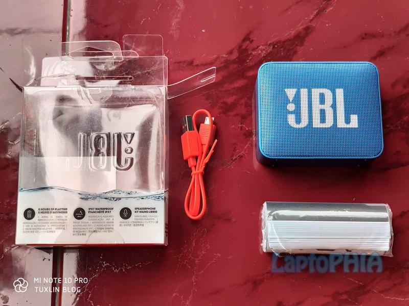 Paket Pembelian JBL Go 2